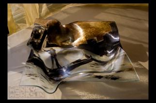 Kiln-formed Glass