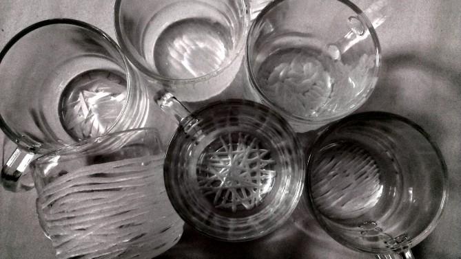 """Diamond wheel lathe engraving. 2.5""""H x 2.5"""" D 2.5""""W."""