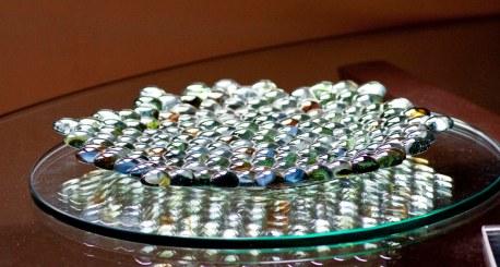 Sunken Spheres Platter, INR 4000
