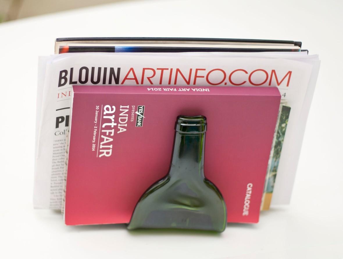 books in a bottle