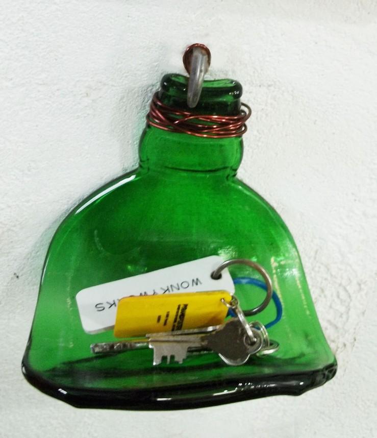 Bottle Shelf