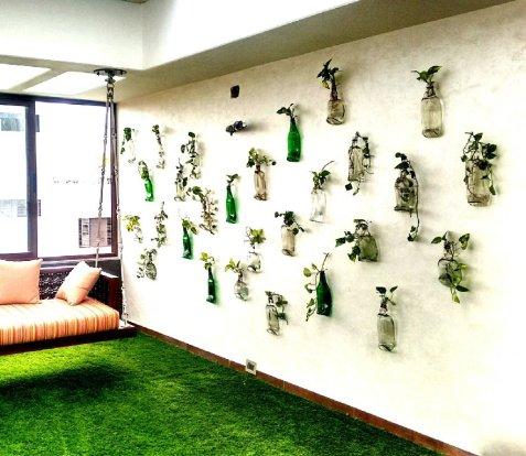 chappat planter wall