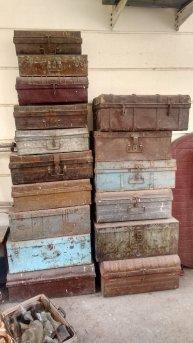 the trunks :)